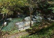 コンクリート橋淵